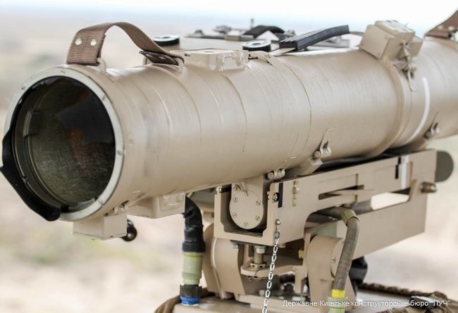 All targets successfully destroyed, – Kyiv-based Luch Design Bureau completes testing Skif missile launchers 03