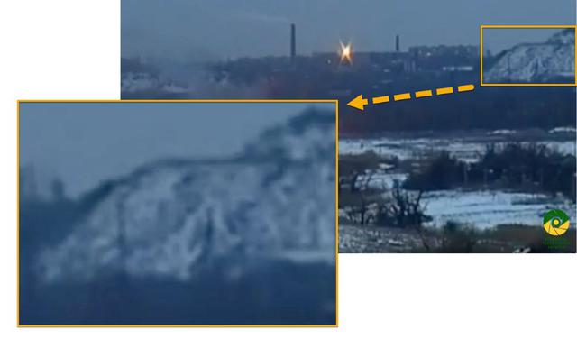 Experts identify exact location of separatists IFV destroyed by Ukrainian trooper with ATGM, - DFRLab 04