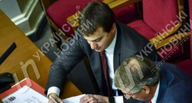 Poroshenko Bloc and Batkivshchyna MPs caught in Rada sharing out offices in regional councils. PHOTOS