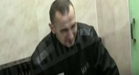 """It is not a spa resort, but I've got no scurvy, don't worry,"" - first footage with Sentsov shown in two years. VIDEO"