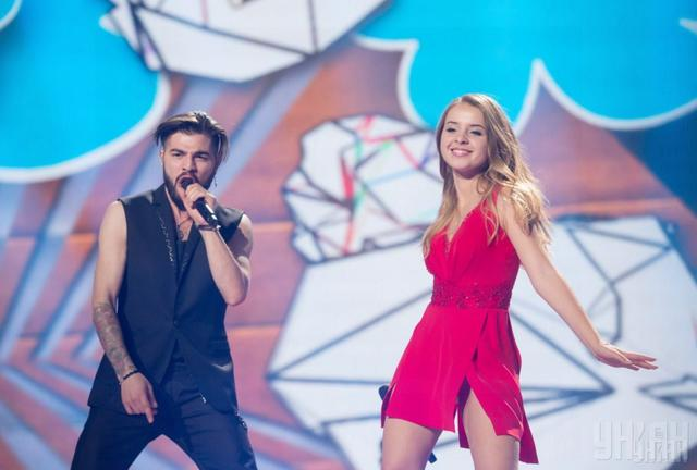 Eurovision 2017 final run-through took place in Kyiv 23
