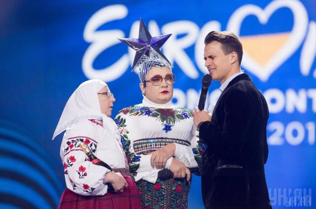 Eurovision 2017 final run-through took place in Kyiv 19