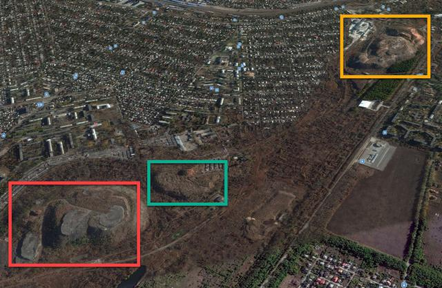 Experts identify exact location of separatists IFV destroyed by Ukrainian trooper with ATGM, - DFRLab 08