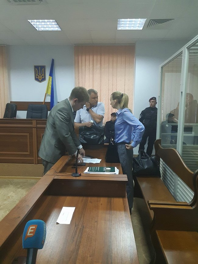 Court adjourns MP Savchenko's trial for tomorrow after granting her public defender 01