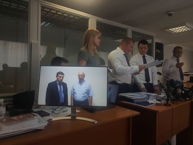 Yanukovych treason case hearing recessed over his lawyers obstruction 01