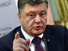 "Poroshenko proposes to legislate ""extraordinary rights for law enforcement officers"""