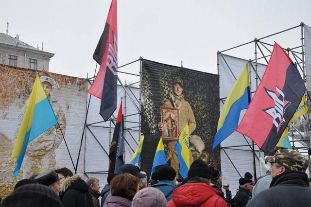 Memory of Heavenly Hundred Heroes honored in Kyiv 25