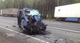 Deadly road accident claimed lives of several Ukrainians in Russia, - Foreign Ministry. PHOTOS (updated)