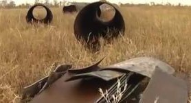 Border Guards caught their command covering smuggling in ATO area. VIDEO