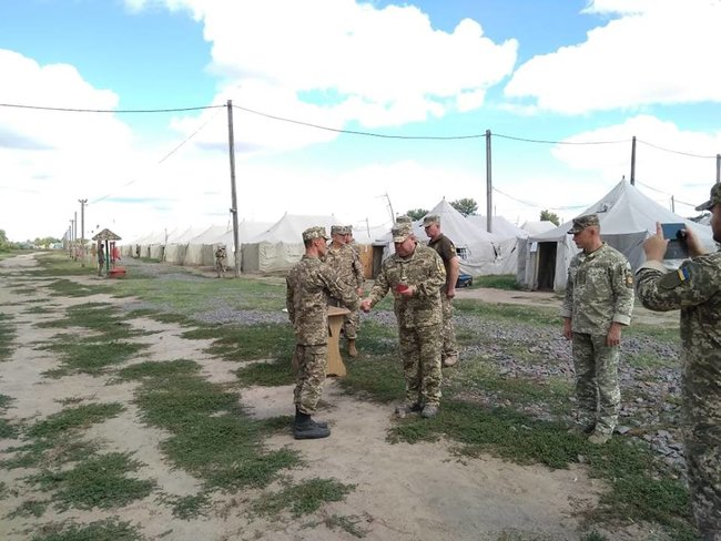 Ukraines Ground Forces commander: Military presence along Azov Sea coast bolstered in response to Russias aggressive behavior 05