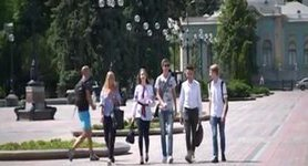 """Ukraine as seen by teenagers,"" - Ukrainian high school graduates made English language video about Ukraine for foreign peers. VIDEO"