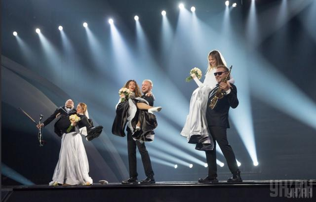 Eurovision 2017 final run-through took place in Kyiv 05