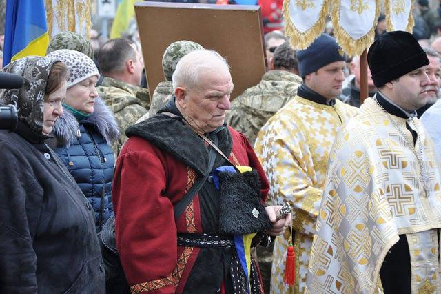 Memory of Heavenly Hundred Heroes honored in Kyiv 22