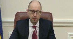 "Yatseniuk fully supports finance minister's activities: ""This is only reasonable policy"""