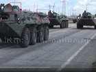 Invaders 'flash' Russian military hardware at recent 'parade' rehearsal in Donetsk, - InformNapalm. PHOTOS