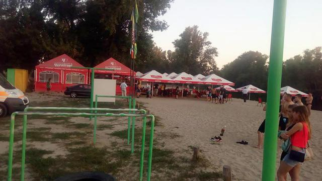 One person killed, child wounded in skirmish on Poltava beach 03