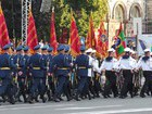 Kyiv saw final rehearsal of Independence Day parade. PHOTOS+VIDEO
