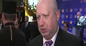 Visa regime with Russia should be implemented as soon as possible, - NSDC`s Turchynov