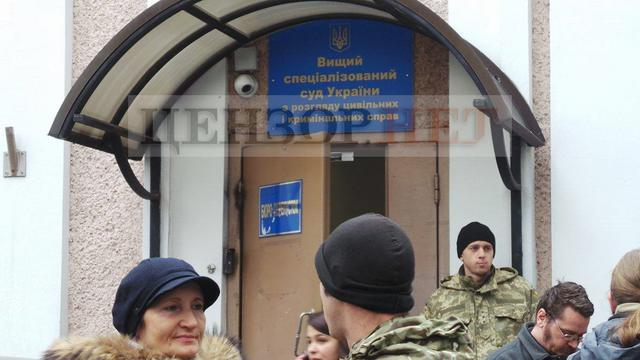 Courtroom overcrowded as MPs, fellows-in-arms come to support border guard Kolmohorov 04