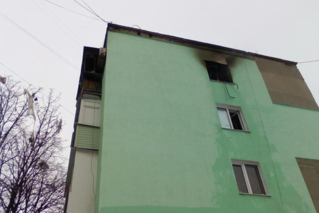 Five people injured as gas cylinder explodes in Kharkiv region 02