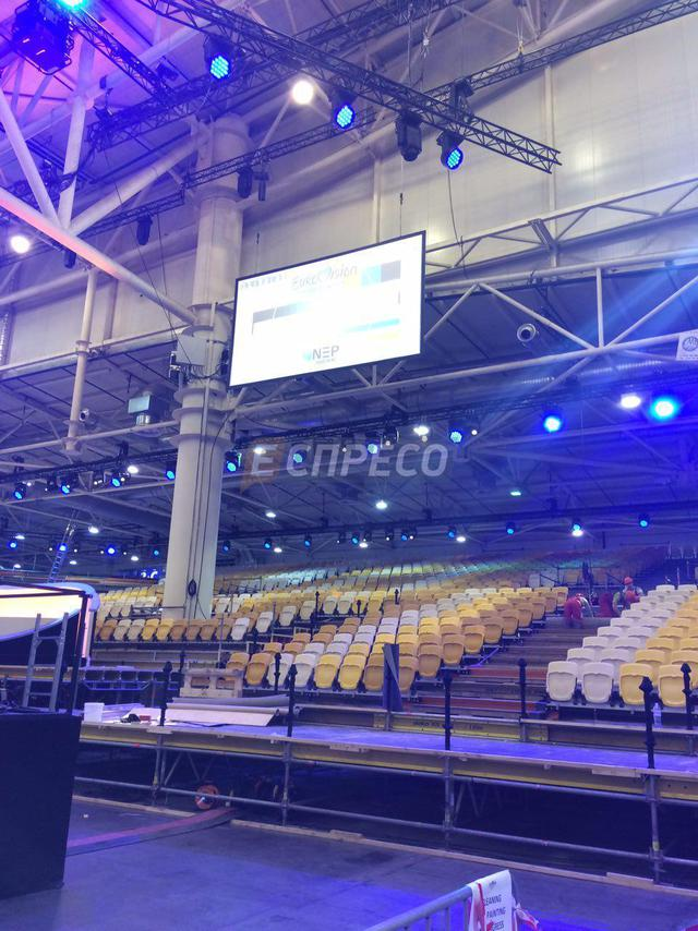 Eurovision-2017: main stage almost ready, band practice to start tomorrow 04