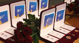"Awarding Orders of ""National Hero of Ukraine"" to take place today in Odesa. PHOTOS"