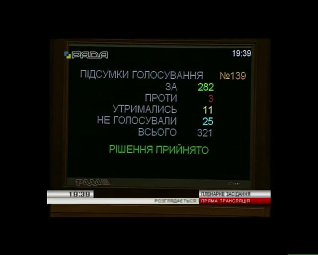 Rada adopts governments pension reform draft in first reading 01