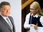 Two presidential election polls show polarized results with Poroshenko, Tymoshenko taking lead