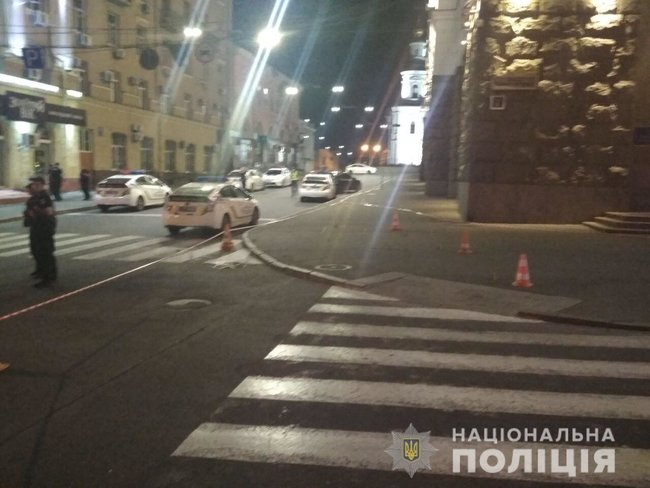 Police officer gunned down, security guard shot and wounded as unidentified gunman attacked Kharkiv City Council last night 05