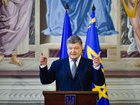 """Price for aggression shall keep rising!"", - Poroshenko on US Congress vote on Russia sanctions"