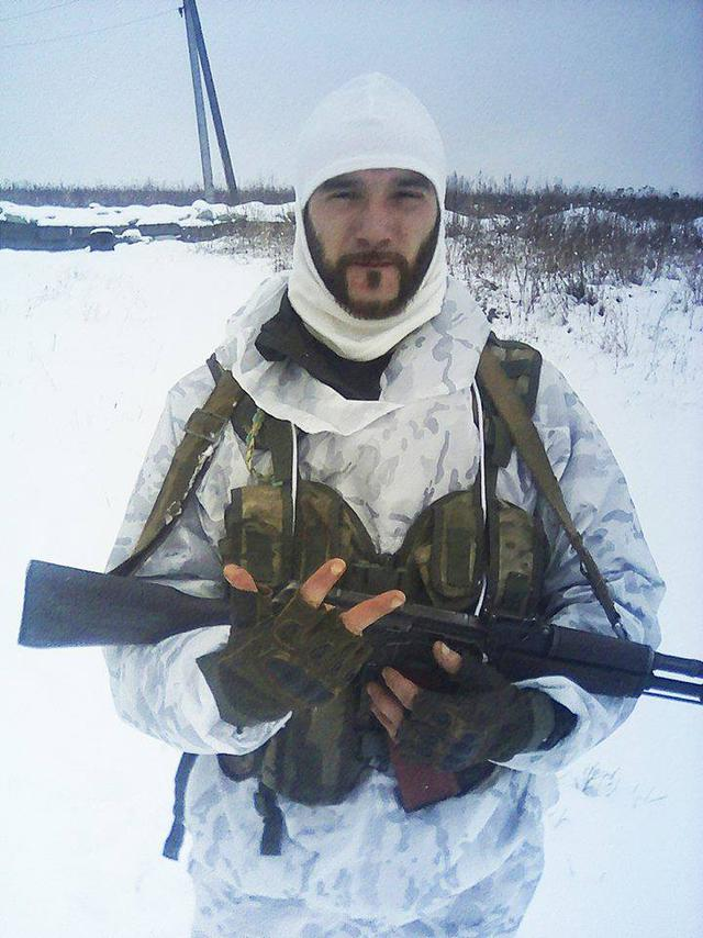 72nd Brigade machine gunner Roman Kyianytsia killed in Avdiivka shelling 01