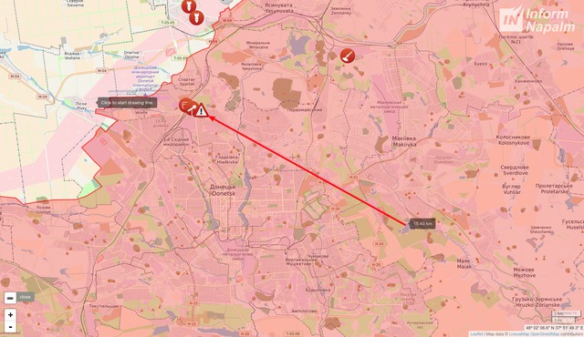 Another case of militants' shelling of Donetsk residential areas unveiled 04