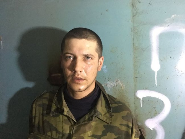 JFO scouts eliminate Russian mercenary, capture three more in raid near Holmivskyi village 03