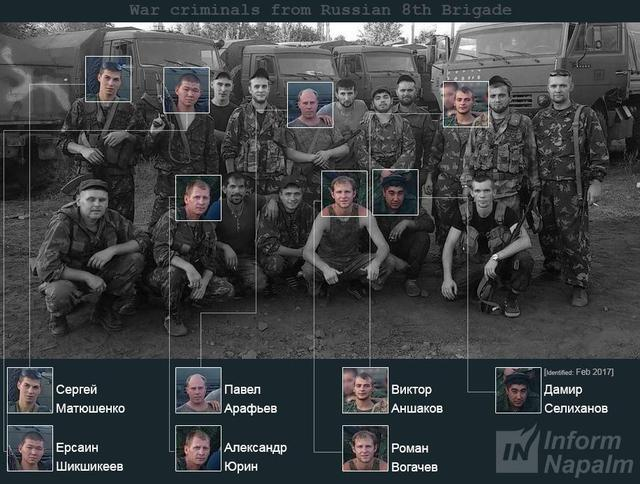 Russias 8th Brigade soldiers exposed as occupiers of Ukraines Donbas 01