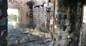 17 persons died in fire in senior center near Kyiv, - State Emergency Service. PHOTOS (updated)