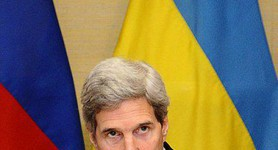 John Kerry Slams Rebels as Fighting in Ukraine Spirals Further Out of Control