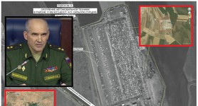 Russian Armed Forces General Staff found out in a lie about Turkey buying oil from Islamic State. PHOTOS