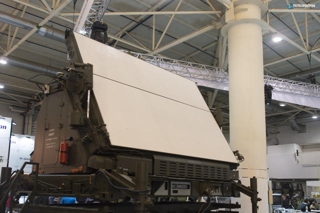 Ukroboronprom presented state-of-the-art 3D radar able to follow 500 targets simultaneously 02