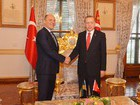 Parubii, Erdogan discuss blockade of Crimea, situation around Crimean Tatars in occupied peninsula. PHOTOS