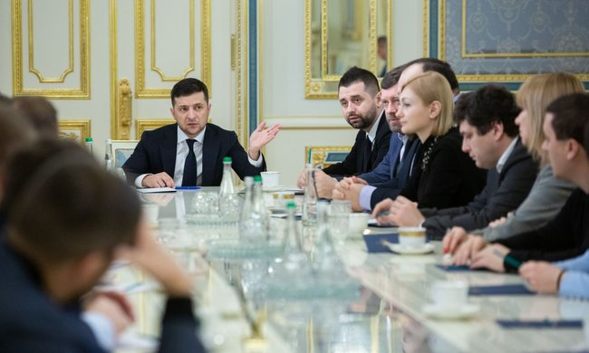 Zelenskyi decides to recall draft Constitutional amendments on decentralization from Rada 02