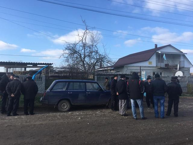Crimea pays last tribute to Crimean Tatar liberation struggle veteran Vedzhie Kashka who died in Russian police operation 01