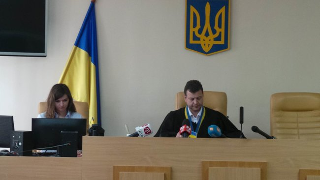 Bail hearing of Euromaidan activist Ivan Bubenchyk kicks off in Pechersk court 05