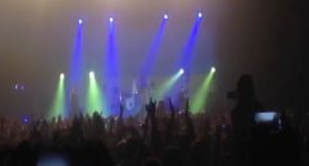 Finnish metal band Apocalyptica played Ukraine's national anthem during its concert. VIDEO