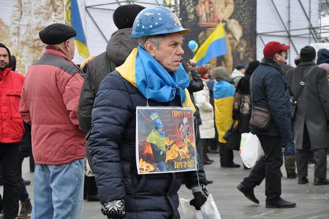 Memory of Heavenly Hundred Heroes honored in Kyiv 35