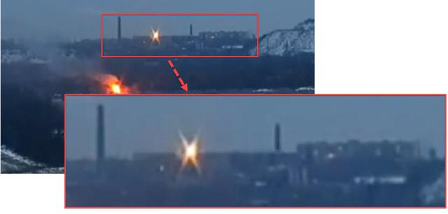 Experts identify exact location of separatists IFV destroyed by Ukrainian trooper with ATGM, - DFRLab 02