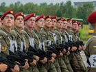 Independence Day military parade's first rehearsal held near Kyiv. PHOTOS