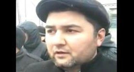 Lawyer Kurbedinov charged with extremist propaganda over Facebook video, - journalist