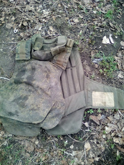 Ukraines Army sabotage group found Russian equipment and ammo in Zaitseve area, - SBU 03