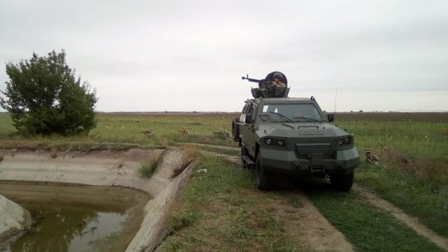 Ukraines Ground Forces commander: Military presence along Azov Sea coast bolstered in response to Russias aggressive behavior 06