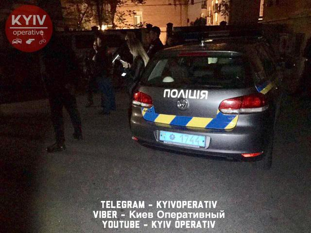 No one hurt in bomb attack on Congress of Ukrainian Nationalists' office in downtown Kyiv, - National Police 07